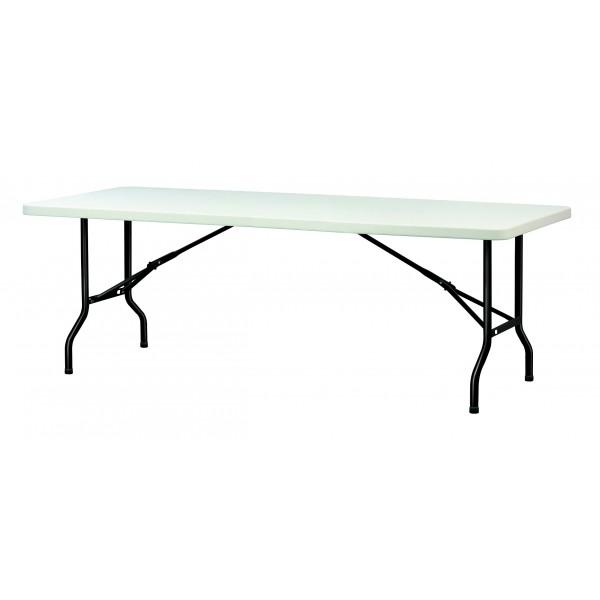 table pliante et empilable rectangulaire grenade s3o. Black Bedroom Furniture Sets. Home Design Ideas