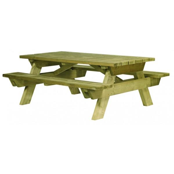 Table banc bois meilleur prix - Table pour fauteuil roulant ...