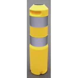 Balisette jaune auto relevable