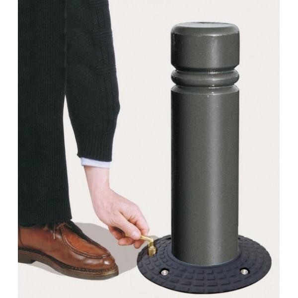 borne escamotable manuelle pedestre tarif. Black Bedroom Furniture Sets. Home Design Ideas