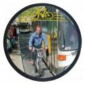 Miroir routier pour protection des deux roues