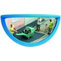 Rétroviseur panoramique pour engins de TP Vumax M270