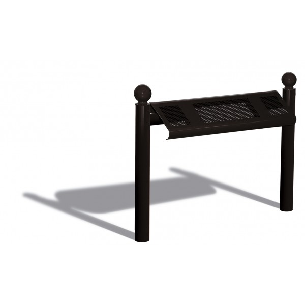 recherche de banc assis debout pour attente passagers. Black Bedroom Furniture Sets. Home Design Ideas