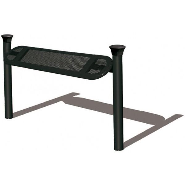 bancs en hauteur assis debout. Black Bedroom Furniture Sets. Home Design Ideas