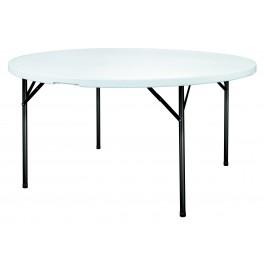 Table pliante et empilable ronde - Grenade