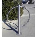 Arceau vélo - support cycles Inox Norea