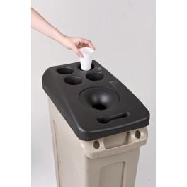 Récupérateur de gobelets usagés