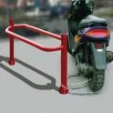 Support motos déco Ctiy