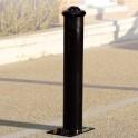Potelet rabatable Agora diam.76 mm garde au sol 95 mm