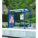 Abri voyageurs - station bus neste PROCITY