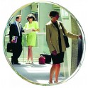 Miroir de surveillance diam.800 mm - 2 directions décorativ 108