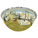 Miroir hémisphérique de surveillance 1/2 de sphère à fixation au plafond Volum 3645
