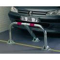 Bloc parking Europe